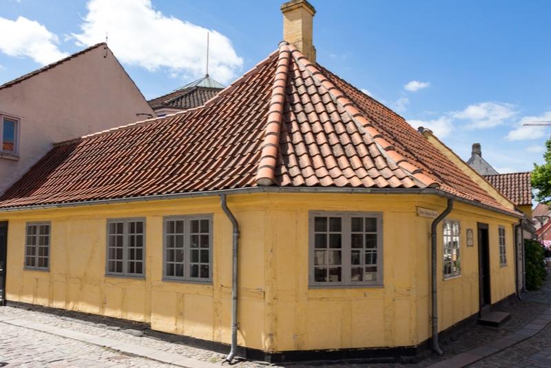Hans Christian Andersen Museum in Odense