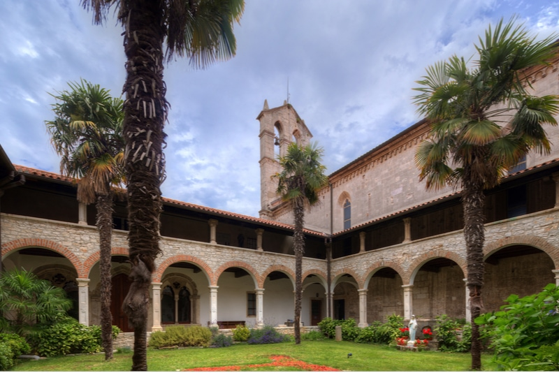 Monastery and Church of St. Francis