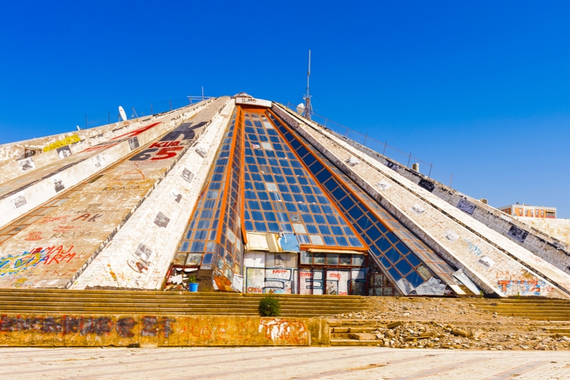 Pyramid of Tirana