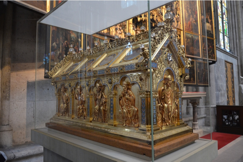 Shrine of the Three Kings