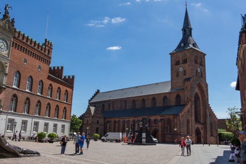 St. Knud's Cathedral