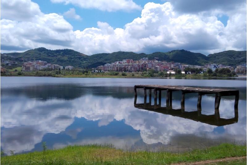 The Grand Park of Tirana
