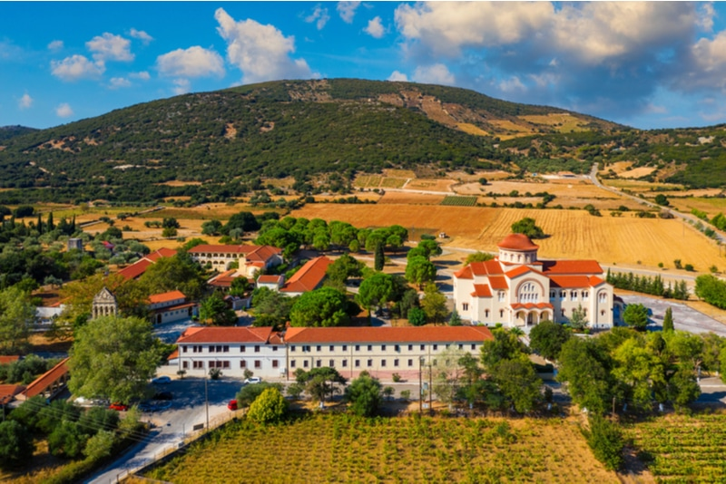 Agios Gerasimos Monastery
