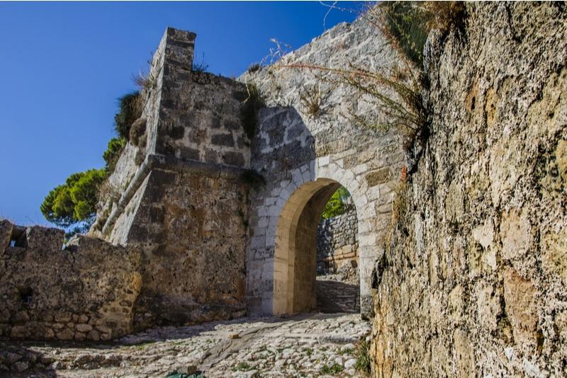 Castle of Agios Georgios