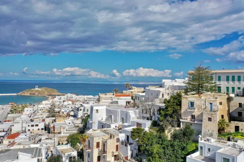 Chora (Naxos City)