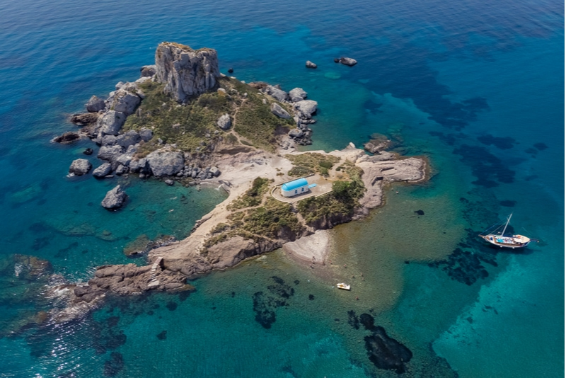 Kastri Islet