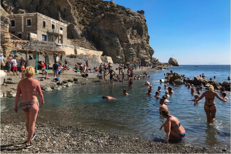 Kos thermal Baths