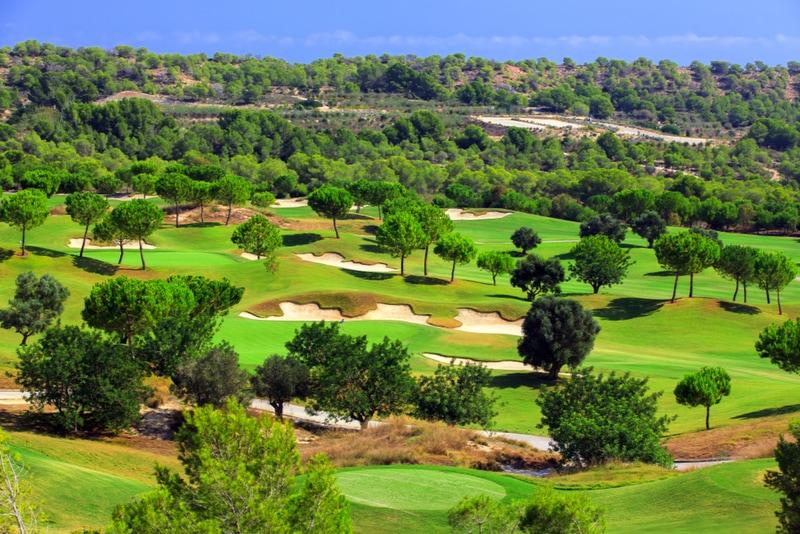 Las Colinas Golf Country Club