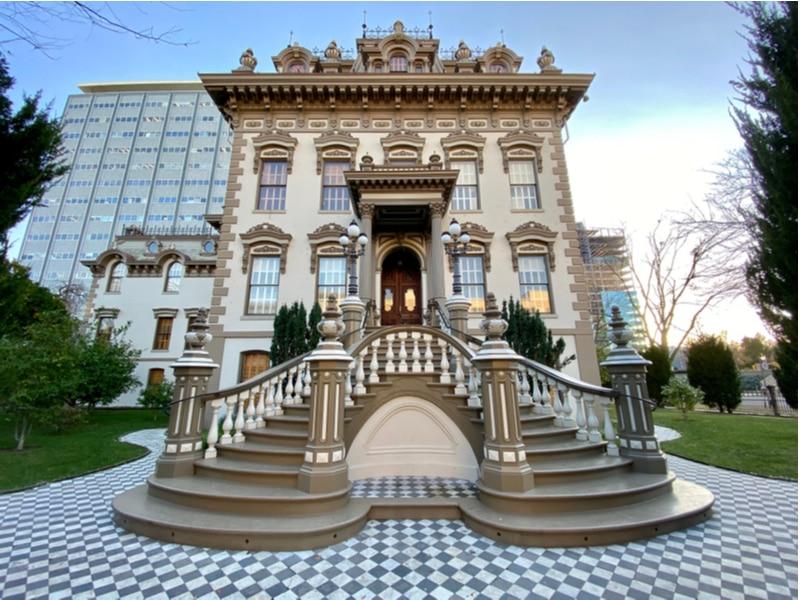 Leland Stanford Mansion State Historic Park