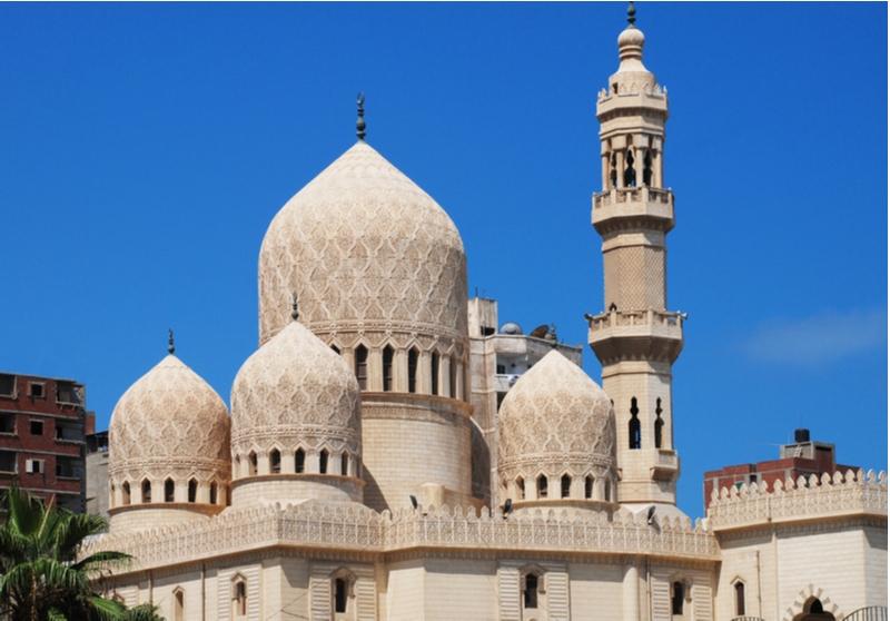 Mosque of Abu al-Abbas al Mursi