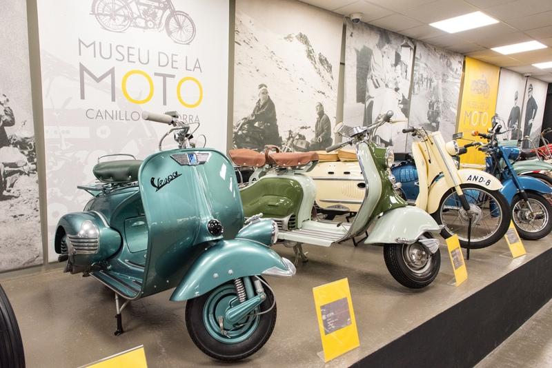 Motorcycle Museum in Andorra
