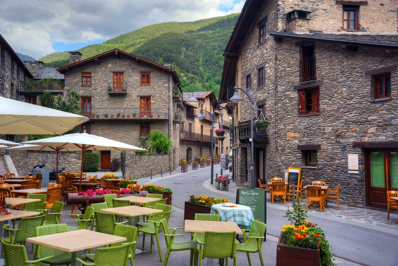 Ordino in Andorra