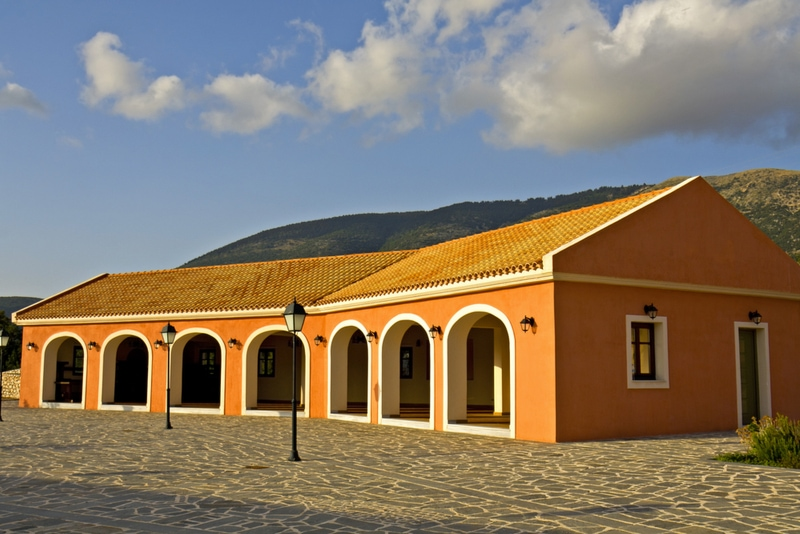 Robola Wine factory