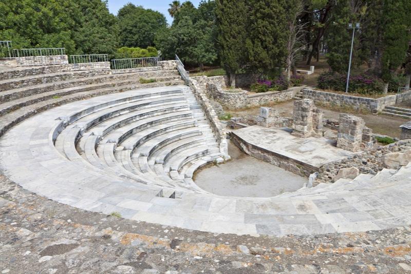 Roman Odeon of Kos
