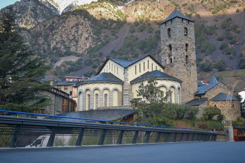 Saint Esteve Church