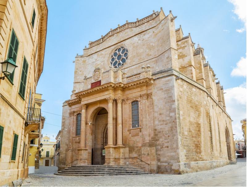 Santa Maria Cathedral menorca