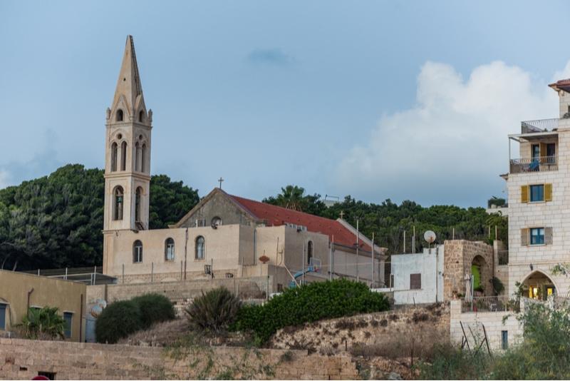 St. George Church in Tel Aviv