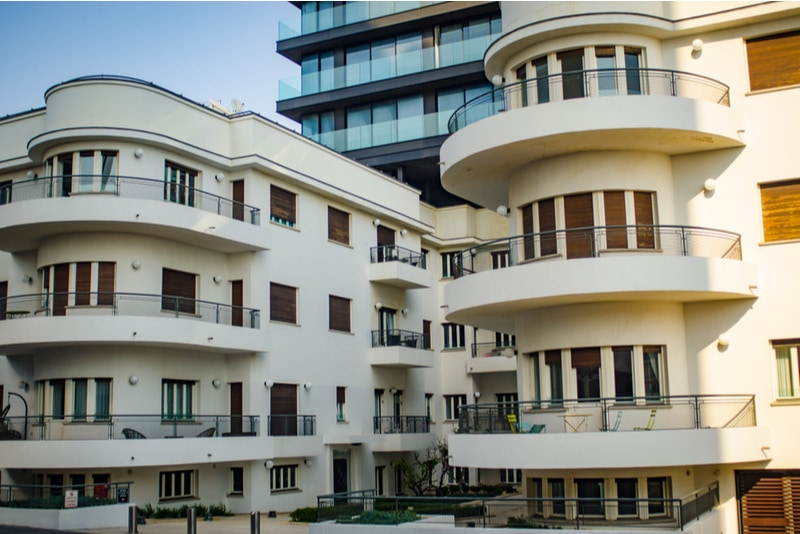 Tel Aviv Bahaus Architecture