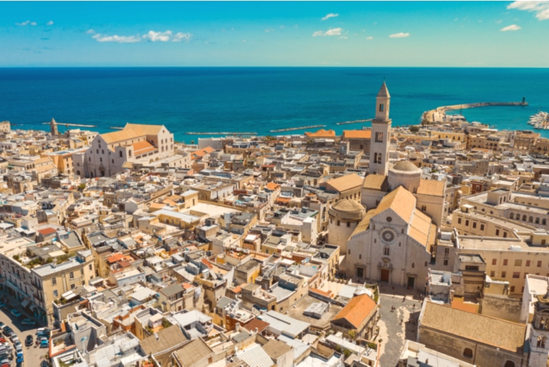 Things to do in Bari Italy
