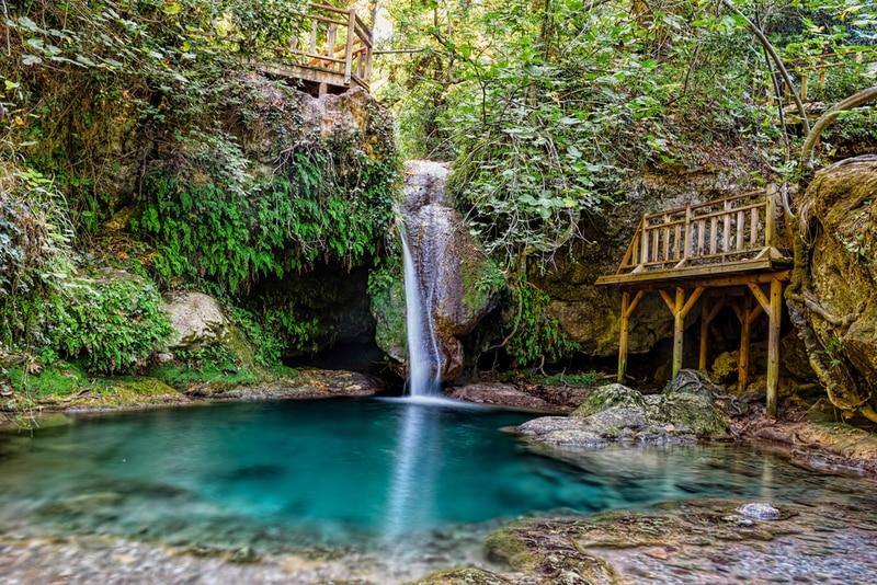 Turgut Falls