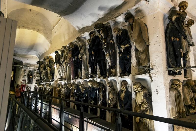 palermo Catacombs