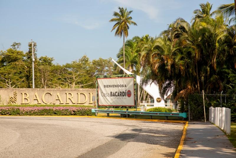 Bacardi Rum Distillery