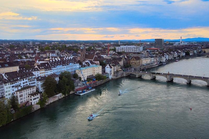 Basel River Cruise