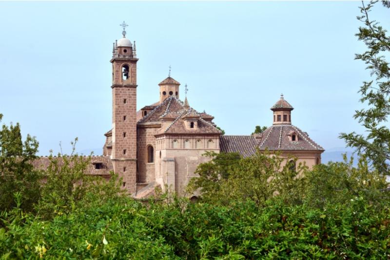 Cartuja monastery