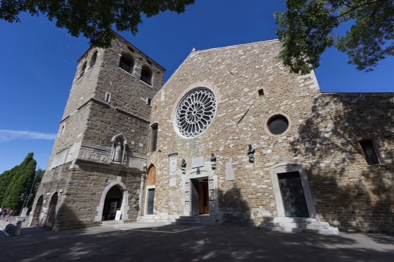 Cathedral of Saint Giusto