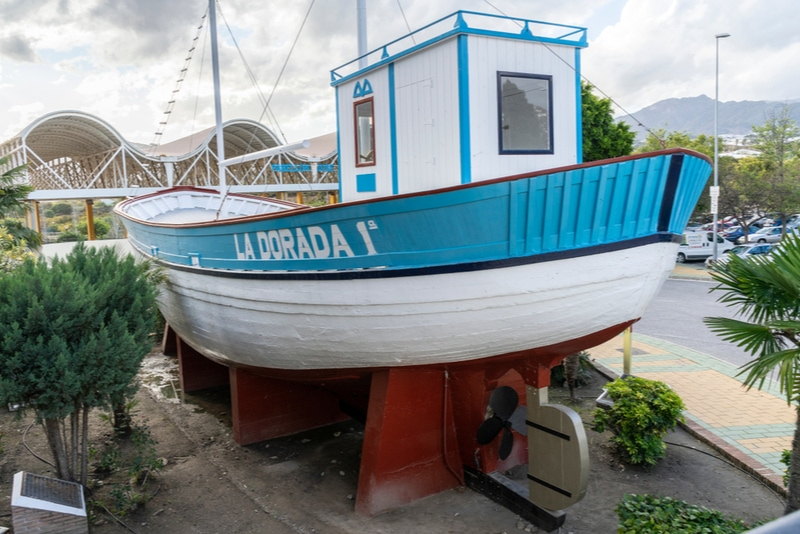 Chanquete's boat