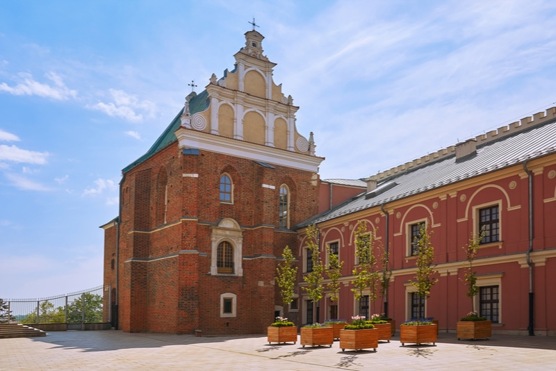 Chapel of the Holy Trinity lublin