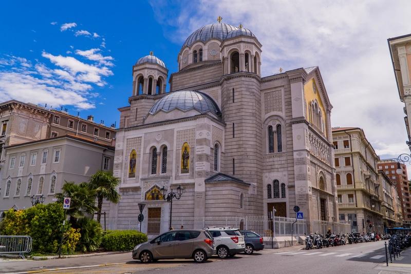 Chiesa Serbo Ortodossa di San Spiridione