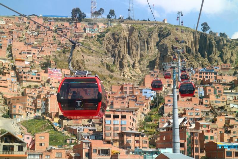 El Alto in La Paz