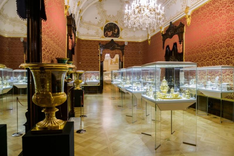 Fabergé Museum Saint Petersburg