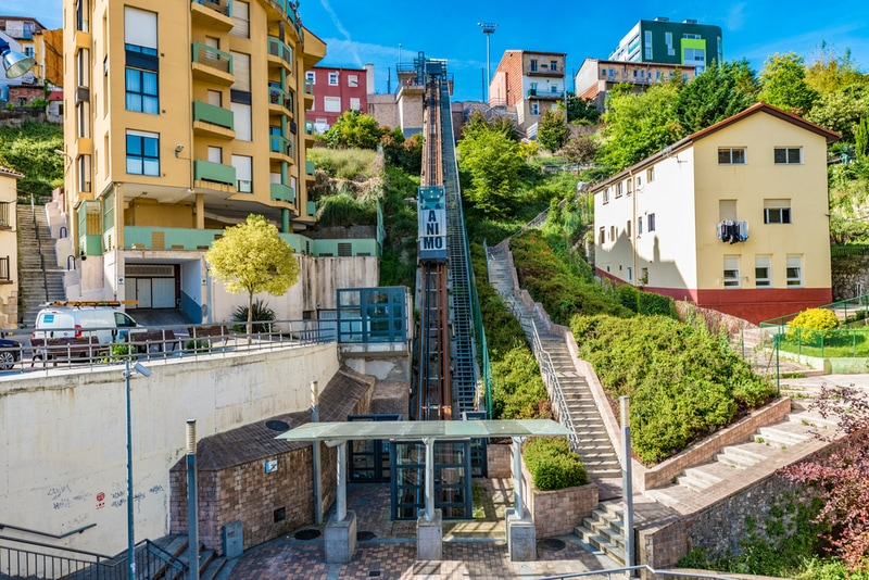 Funicular del Rio de la Pila