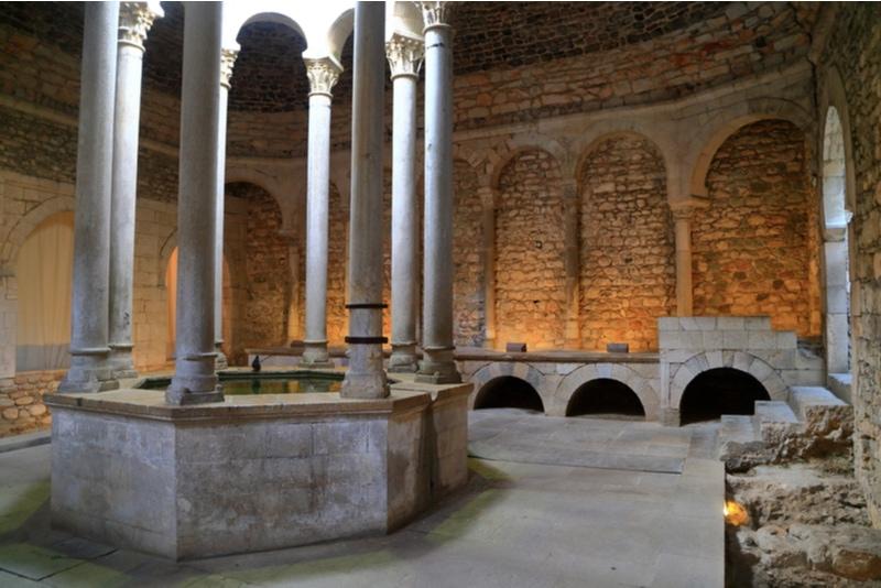 Girona Arab Baths
