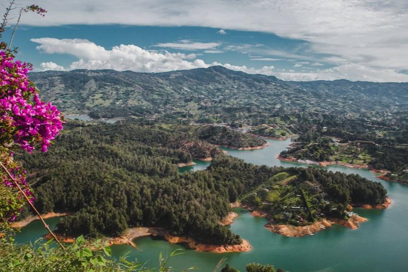 Laguna de Guatape