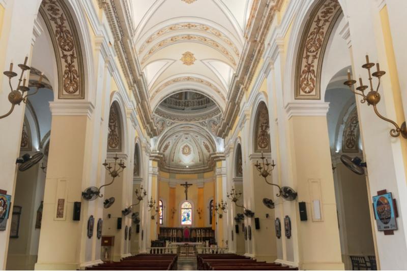 Metropolitan Cathedral Basilica of Saint John in San juan