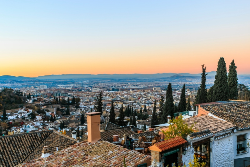 Miradors of Granada