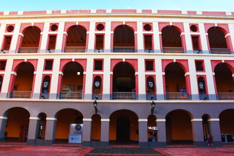 Museo de Las Americas in San Juan