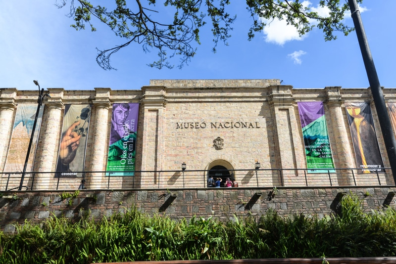 National Museum of Colombia