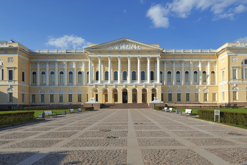 Russian State Museum saint petersburg