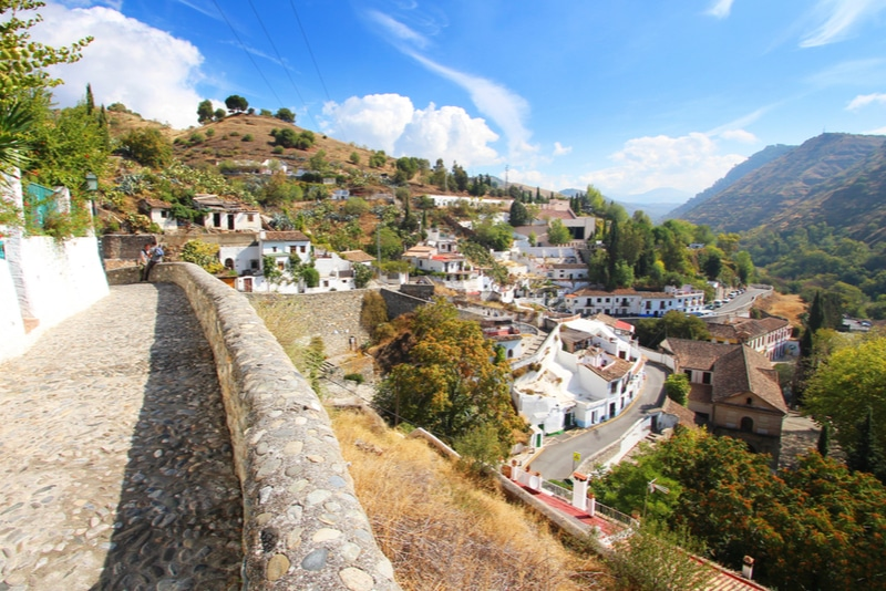 Sacromonte in Granada
