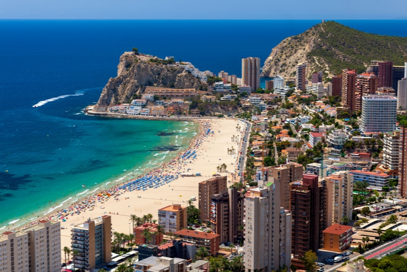 Things to do in Benidorm Spain