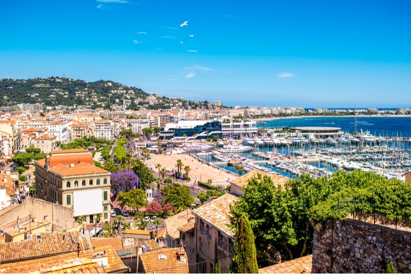 Things to do in Cannes France
