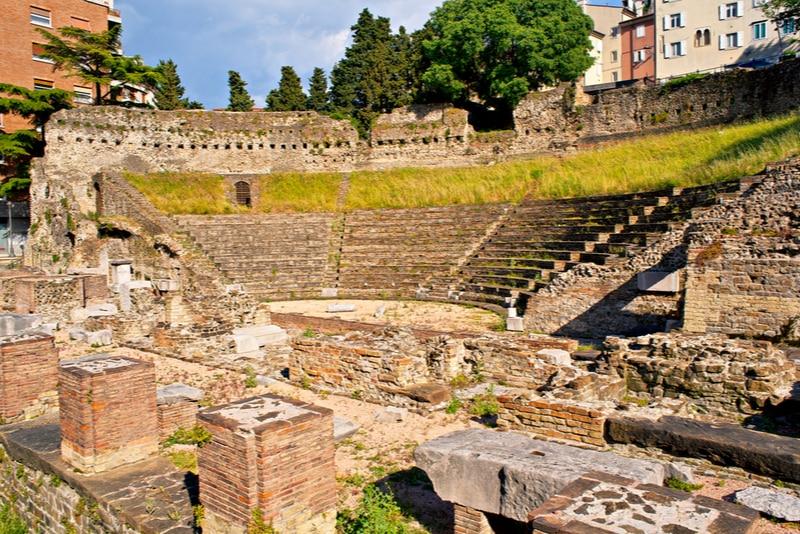 Trieste Roman Theater