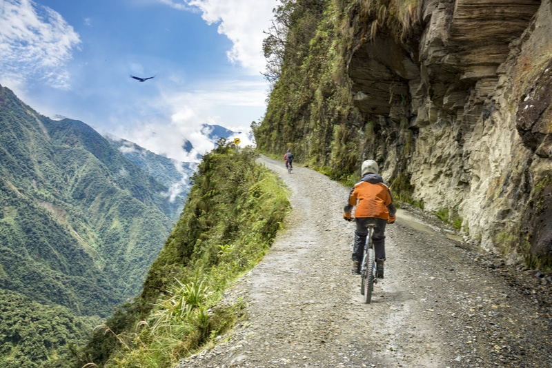WMDR Yungas Road