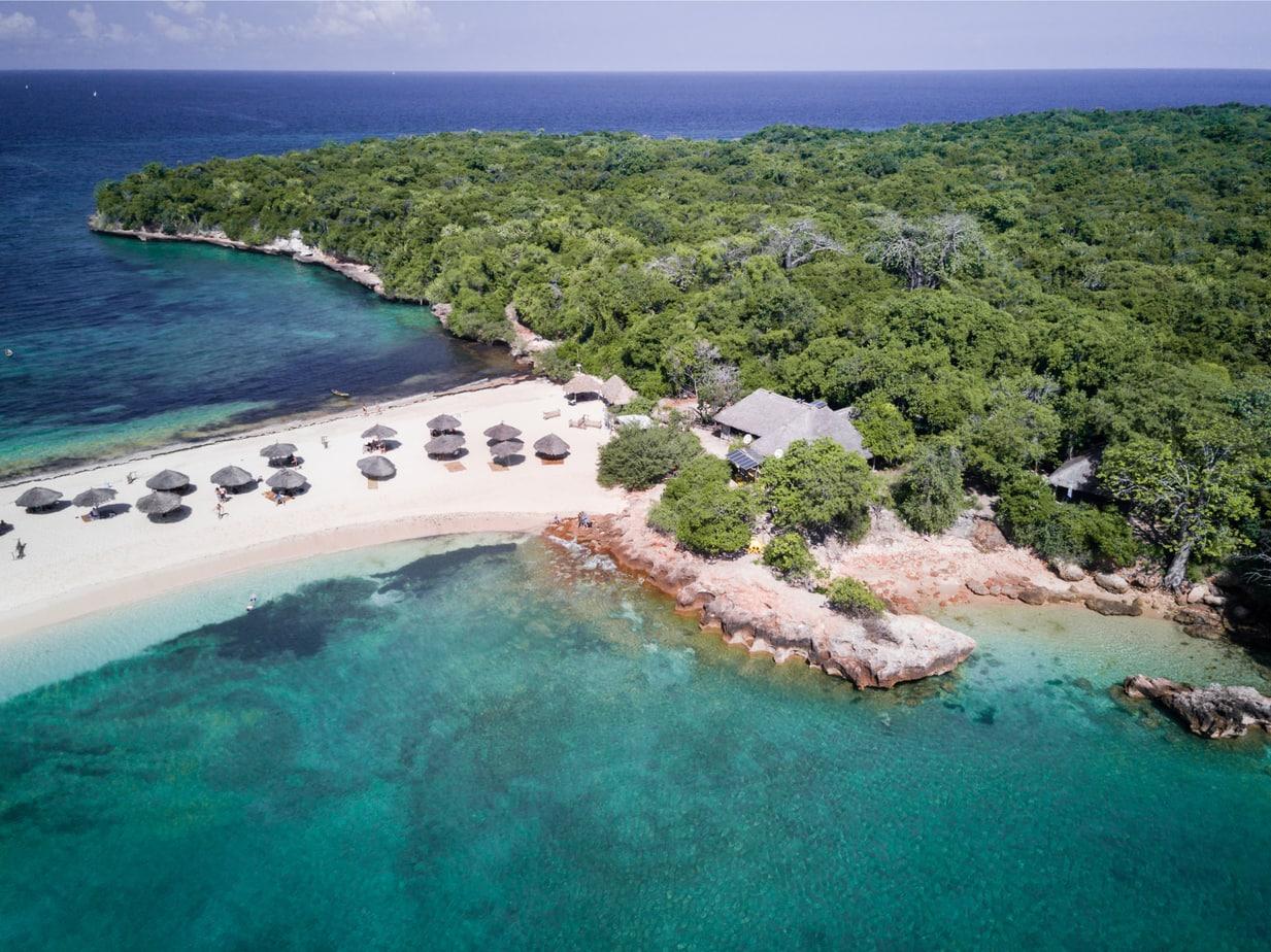 Bongoyo Island in Tanzania