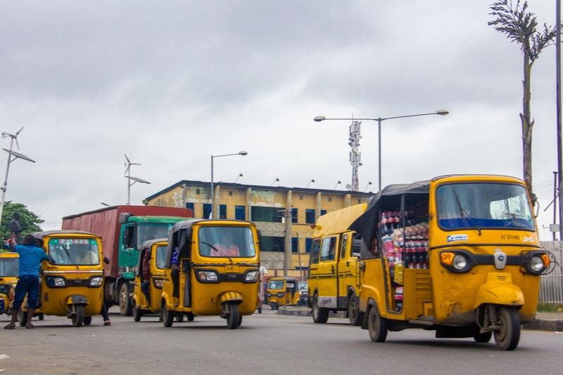 Keke in Lagos