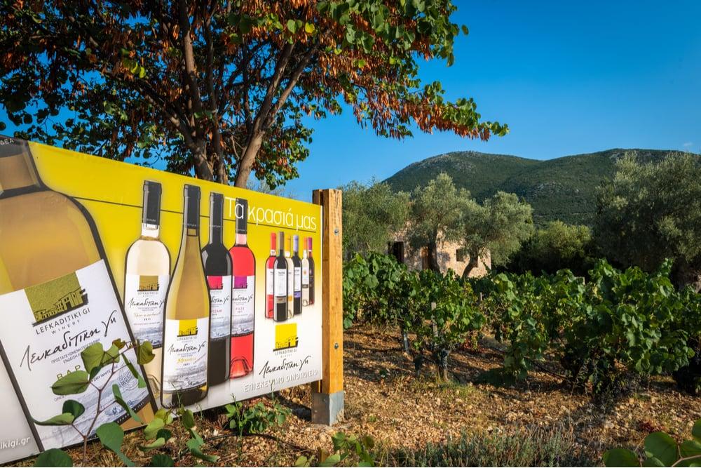Lefkada Wine